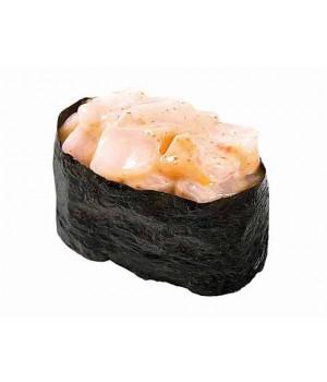 Суши спайс с гребешком