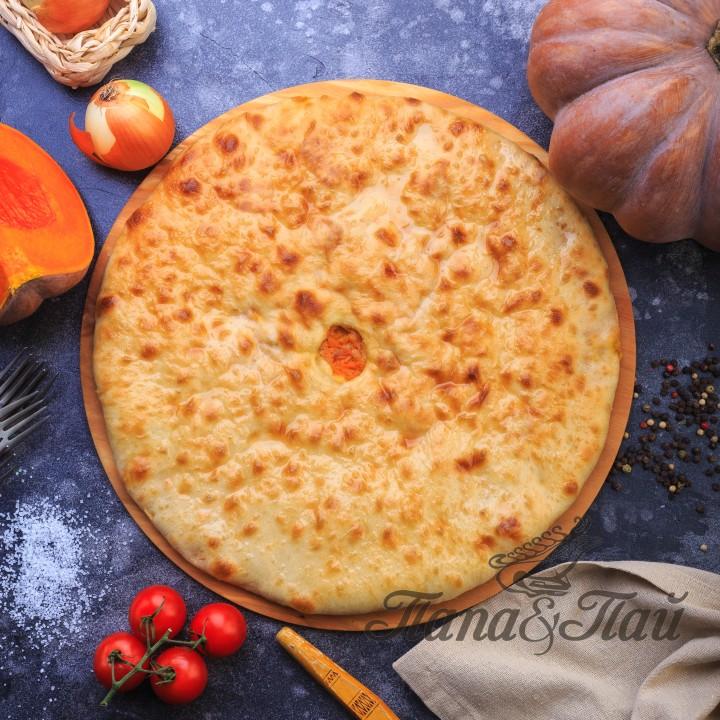осетинские пироги с тыквой постные