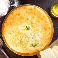 Осетинский пирог с сыром (Уалибах)